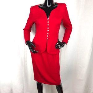 St John Evenings Skirt Suit